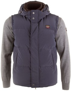Paul & Shark 650 Fill Power Body-Warmer Navy