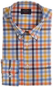 Paul & Shark Bright Check Shirt Multicolor