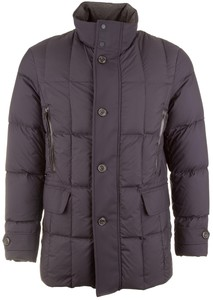 Paul & Shark Full Down Coat Jack Navy