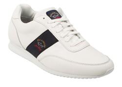 Paul & Shark Leather Label Sneakers Schoenen Wit
