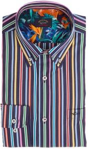 Paul & Shark Multicolor Stripe Overhemd Multicolor