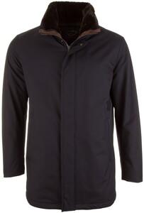Paul & Shark Premium Longcoat Jack Navy