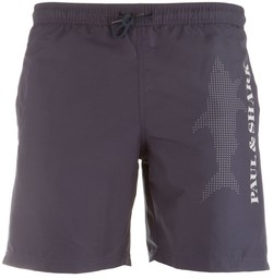 Paul & Shark Reflective Shark Shorts Swim Short Navy