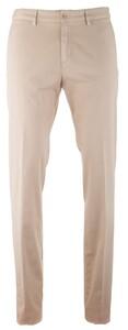 Paul & Shark Stretch Flat-Front Trousers Pants Sand