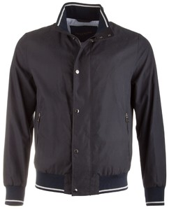 Paul & Shark Super Soft Microfiber Jacket Jack Navy
