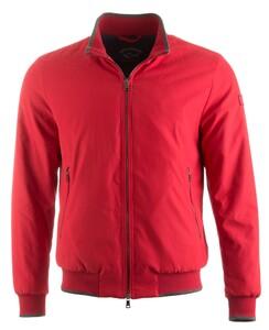 Paul & Shark Super Soft Microfiber Jacket Jack Red