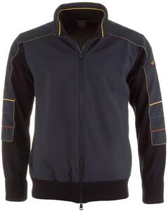 Paul & Shark Typhoon Outerwear Waistcoat Vest Navy