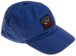 Paul & Shark Typhoon Reflective Edge Cap Cobalt Melange