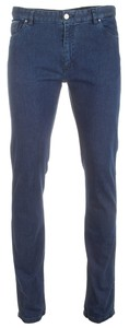 Paul & Shark Yachting Blue Denim Stretch Jeans Jeans Denim Blue