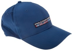 Paul & Shark Yachting Flag Cap Cap Cobalt Melange