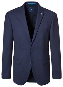 Pierre Cardin Andre Futureflex Jacket Navy Blue Melange