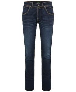 Pierre Cardin Antibes Contrast Denim Jeans Heritage Denim Blue