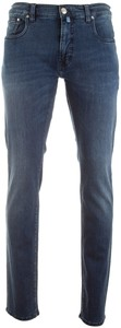 Pierre Cardin Antibes Handmade Tailored Jeans Jeans Vintage Used Blue Melange