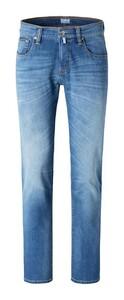 Pierre Cardin Antibes Italian Denim Jeans Light Blue Used