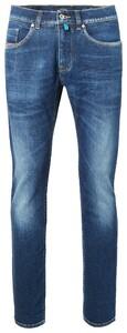 Pierre Cardin Antibes Jeans Jeans Blauw
