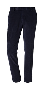 Pierre Cardin Bertrand Futureflex Broek Navy Blue Melange