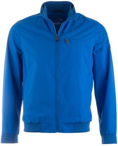 Pierre Cardin Breathable Summer Jacket Jack Cobalt Melange