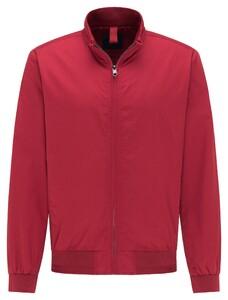 Pierre Cardin Clima Control Fine Cotton Mix Jack Fire Red