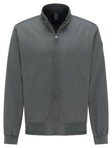 Pierre Cardin Clima Control Fine Cotton Mix Jack Urban Green Grey