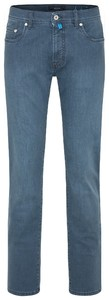 Pierre Cardin Clima Control Lyon Jeans Jeans Blauw-Grijs