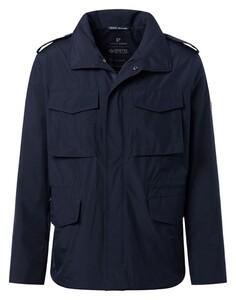 Pierre Cardin Coat Voyage Jack Navy