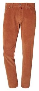 Pierre Cardin Deauville Rib Corduroy Trouser Copper