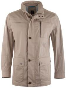 Pierre Cardin Futureflex Cotton Mix Jacket Jack Khaki