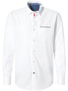 Pierre Cardin Futureflex Uni Overhemd Wit