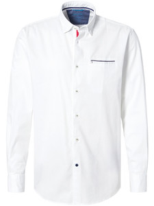 Pierre Cardin Futureflex Uni Shirt White