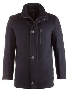 Pierre Cardin Gore Tex Wool Jacket Jack Navy
