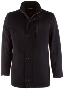 Pierre Cardin Gore Tex Wool Jacket Jack Navy