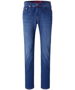 Pierre Cardin Lyon Airtouch Jeans Midden Blauw