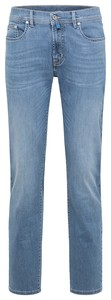 Pierre Cardin Lyon Kooltex Premium Jeans Licht Blauw