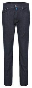 Pierre Cardin Lyon Kooltex Premium Jeans Ultra Dark Denim Blue
