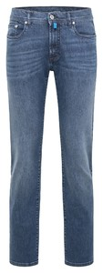 Pierre Cardin Lyon Kooltex Premium Jeans Vintage Used Blue