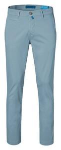 Pierre Cardin Lyon Tapered Chino Futureflex Pants Grey Blue