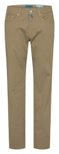 Pierre Cardin Lyon Tapered Futureflex Broek Beige