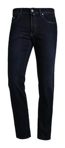 Pierre Cardin Lyon Tapered Futureflex Denim Contrast Jeans Dark Navy