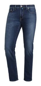 Pierre Cardin Lyon Tapered Futureflex Denim Jeans Dark Blue