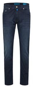 Pierre Cardin Lyon Tapered Futureflex Jeans Blue Used
