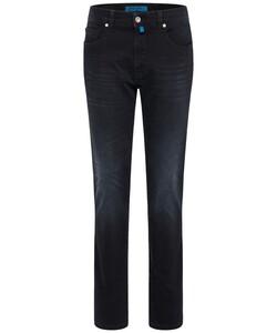 Pierre Cardin Lyon Tapered Futureflex Jeans Dark Blue Black