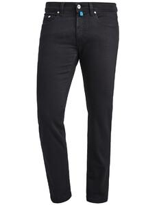Pierre Cardin Lyon Tapered Futureflex Jeans Jeans Black