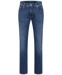 Pierre Cardin Lyon Tapered Futureflex Jeans Mid Blue