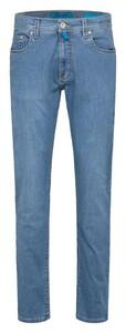 Pierre Cardin Lyon Tapered Futureflex Jeans Stone Light