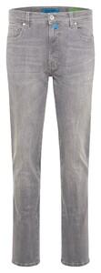 Pierre Cardin Lyon Tapered Futureflex Organic Cotton Powerstretch Jeans Grey