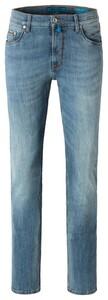 Pierre Cardin Lyon Tapered Futureflex Plus Jeans Blauw