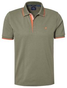 Pierre Cardin Polo Airtouch Piqué Polo Olive