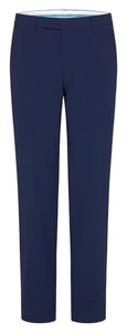 Pierre Cardin Rich Futureflex Broek Navy Blue Melange
