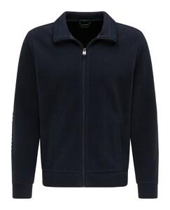 Pierre Cardin Sweatjacket Denim Academy Vest Navy