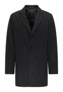 Pierre Cardin Voyage Coat Coat Anthracite Melange